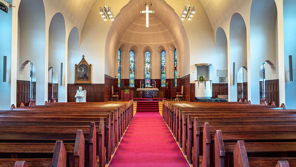 Tote und Positiv-Tests nach der Nonnen in einem abgeriegelten Kloster in Kentucky die Impfung erhalten haben