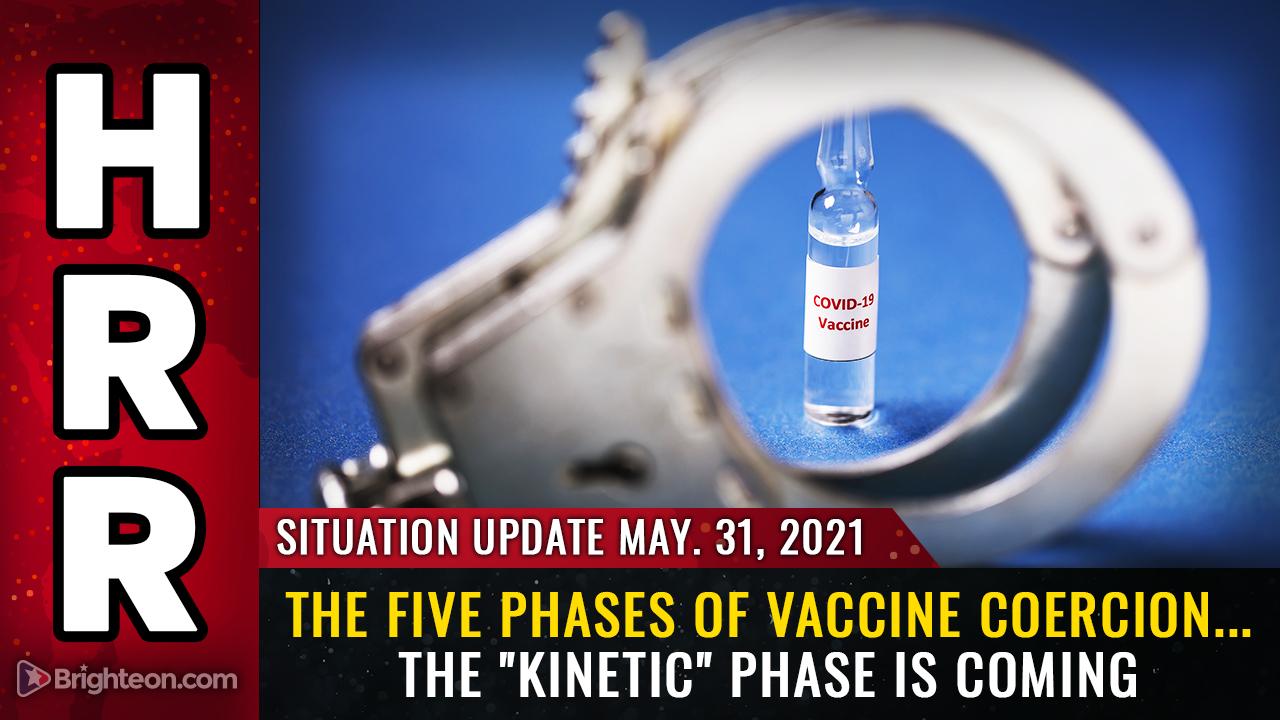 Die fünf Phasen des Impfens: Wir befinden uns derzeit in Phase 3