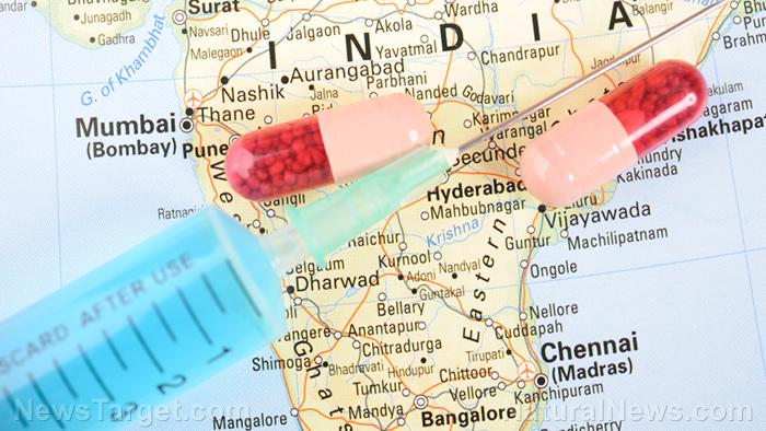 Die Rolle von Impfungen bei Indiens SURFENDER Todesrate lässt sich nicht länger leugnen